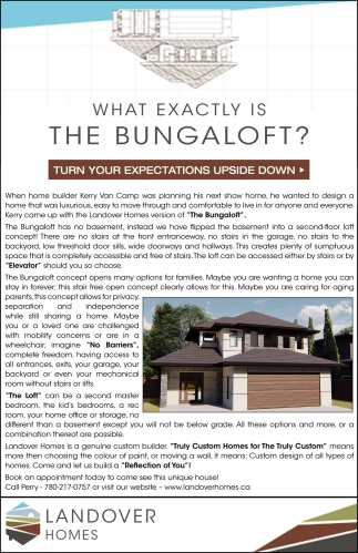 What Exactly Is The Bungaloft?