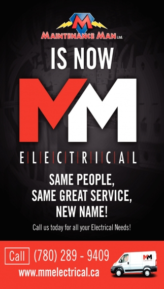 Maintenance Man Is Now MM Electrical