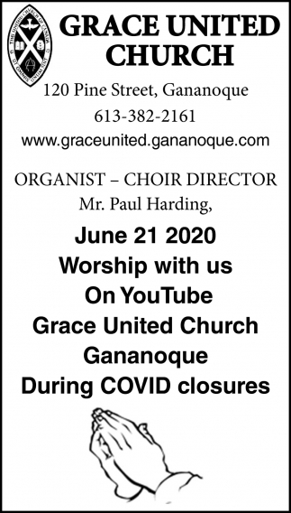 Worship with Us On YouTube