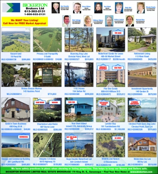 We Want Your Listing!