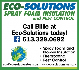 Spray Foam and Blow-In Insulation