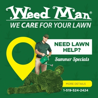 Why Choose Weed Man Lawn Care?