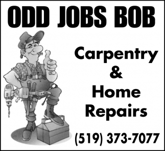 Carpentry & Home Repairs