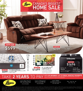 Canada Biggest Home Sale