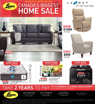 Canada's Biggest Home Sale