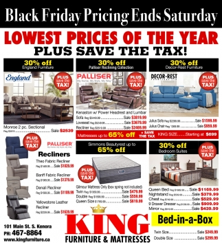 Black Friday Pricing Ends Saturday