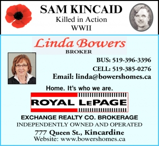 Sam Kincaid