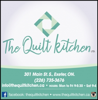 The Quilt Kitchen
