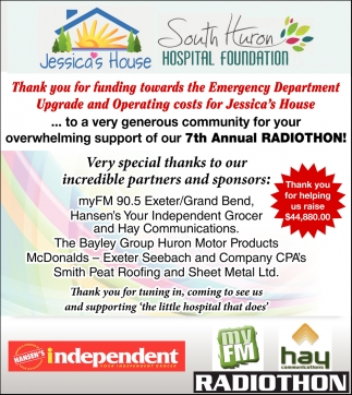 7th Annual Radiothon!