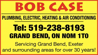Plumbing, Electric, Heating & Air Conditioning