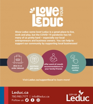 Love Your Leduc