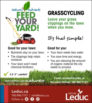 Feed Your Yard!