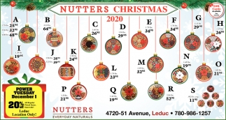 Nutters Christmas
