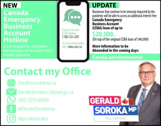 Contact my Office