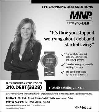 Life-Changing Debt Solutions
