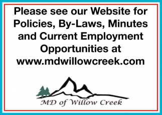 Please See Our Website For Policies, By-Laws, Minutes And Current Employment Opportunities