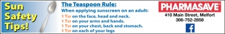Sun Safety Tips!