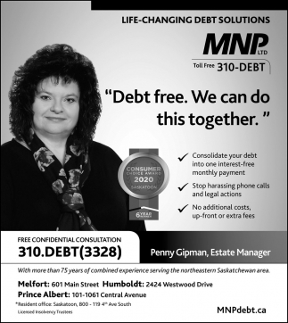 Debt Free. We Can Do This Together