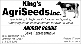 King's AgriSeeds Inc