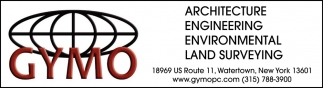 Architecture, Engineering, Environmental, Land Surveying