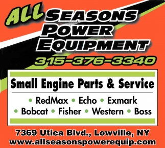 Small Engine Parts & Service