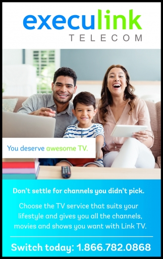 You Deserve Awesome TV