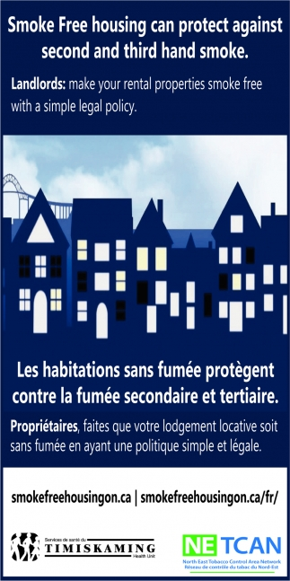 Smoke Free Housing Can Protect Against Second And Third Hand Smoke