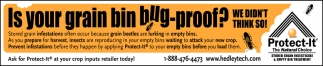 Is Your Grain Bin Bug-Proof?