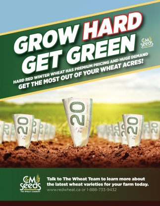 Grow Hard Get Green