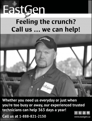 Feeling The Crunch? Call Us ... We Can Help!