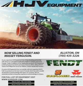 Now Selling Fendt And Massey Ferguson