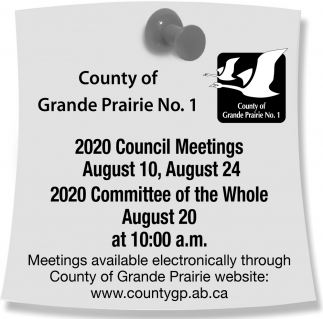2020 Council Meetings