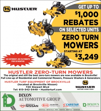 Get Up to $1,000 Rebates On Selected Units