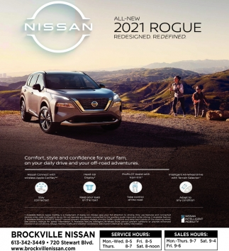 All-New 2021 Rogue