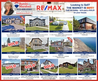 Call Me Today - Let's Put a SOLD! On Your House