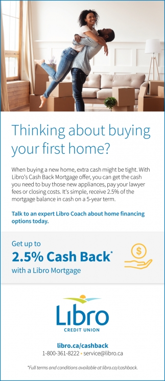 Thinking About Buying Your First Home?