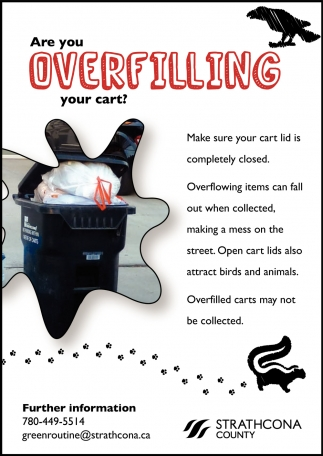 Are You Overfilling Your Cart?