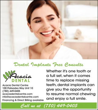 Dental Implants Free Consults