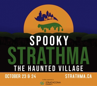 Spooky Strathma The Haunted Village