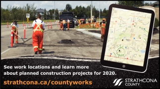 See Work Locations And Learn More About Planned Construction Projects For 2020