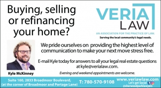 Buying, Selling Or Refinancing Your Home?