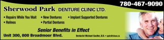 Repairs - New Dentures - Relines - Partial Dentures