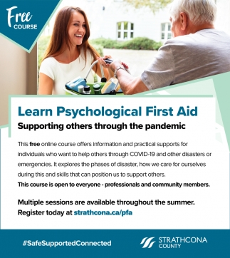 Learn Psychological First Aid
