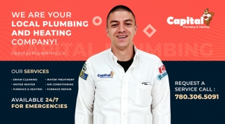 We Are Your Local Plumbing And Heating Company!