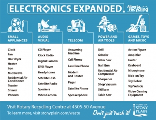 Electronics Expanded