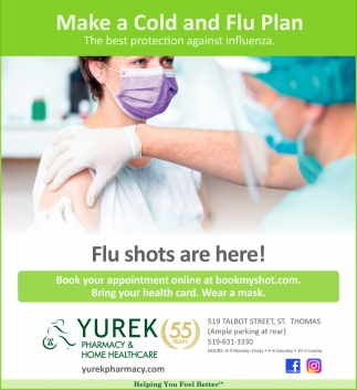 Make A Cold And Flu Plan