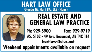 Real Estate And General Law Practice