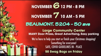 50 Swag Bags On Friday
