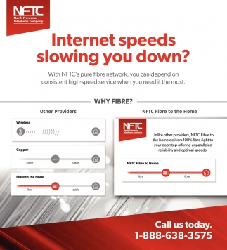 Internet Speeds Slowing You Down?