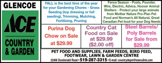 Purina Dog Chow On Sale At $29.99